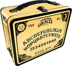 Ouija Mystifying Oracle Tin Lunch Box